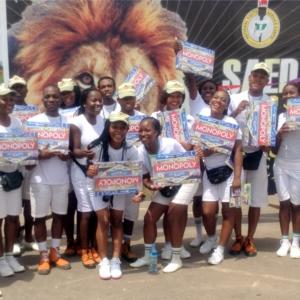 NYSC Lagos Camp 2