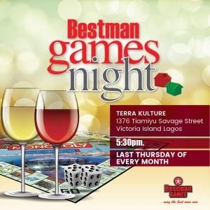 Bestman Games Night